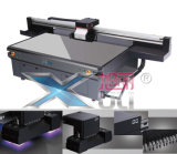 G5 RicohプリントHead/UV印字機が付いているXuliの平床式トレーラーの紫外線プリンター