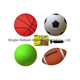 Promotional Clear PVC Play Toy Sets Inflatable Ball