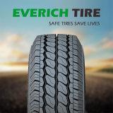 185r14c 195r14c 195r15c weiße seitliche Wand-Gummireifen Whitewall Tyres/Van Tires
