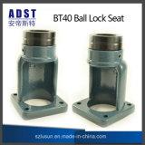 Portée élevée de blocage de bille de la dureté Hsk40 serrant le dispositif de support