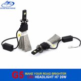 20W 2600lm Osram lasca a luz principal do diodo emissor de luz G5 para a recolocação do farol do carro