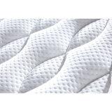 Pocket Sprung-Speicher-Schaumgummi-Matratze mit oberstem neuem Euroentwurf für Schlafzimmer-Möbel Dfm-02