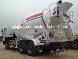 Betoniera di HOWO 6X4 e camion della pompa per trasporto