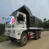 Vrachtwagen van de Stortplaats van de Mijnbouw van Sinotruk HOWO 6X4 off-Road met 50t Capaciteit
