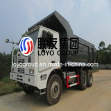Sinotruk HOWO 6X4 Giant Off-Road Mining Dump Truck