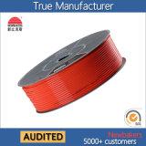 Orange pneumatique droite à haute pression de tuyaux d'air d'unité centrale/canalisation d'air/conduit d'aération 4*2.5