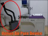 Fuente de laser de Fibee de la fibra 20W del laser de la máquina de escritorio de la marca y de grabado