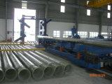 Máquina de enrollamiento del filamento para el tubo de FRP o de GRP