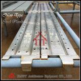 ثقيلة تحميل [ق195] فولاذ يغلفن ألواح لأنّ [ووركينغ بلتفورم]