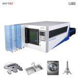 автомат для резки лазера 2000W для бытовых приборов, утварей кухни