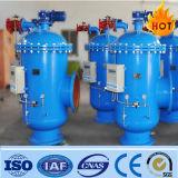 De industriële Filter van de Borstel van het Scherm van de Behandeling van het Water Automatische