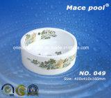 De hete Gootsteen van de Was van de Hand van het Bassin van de Kunst van de Badkamers van de Verkoop Ceramische (049)