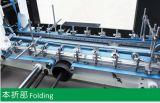 Plegado en abanico acanalado plegable de la parte inferior automática que pega la máquina (GK-1200/1450/1600AC)