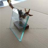 el vidrio de los marcos 4X6, dobla el marco de cristal echado a un lado, vidrio claro del marco