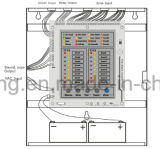 Sistema convencional de alarme de incêndio convencional