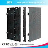 IP67 VGA van DVI ultra Slanke Openlucht Volledige LEIDENE van de Kleur P4.81 Vertoning voor Video Reclame