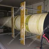 Calefator eletromagnético da maquinaria de alimento
