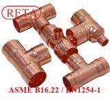 De Montage van het Koper ASME b16.22/En1254-1
