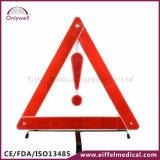 Waarschuwing van de Driehoek van de Veiligheid van de Auto van de eerste hulp de Weerspiegelende