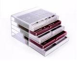 Acrylkasten mit Samt-Fach, Schmucksache-Kasten