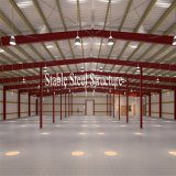 De lichte Workshop van de Structuur van het Metaal van het Staal voor Verkoop