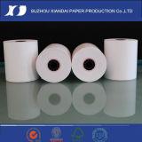 El papel más barato del carbón barato papel termal para las etiquetas termal para el efectivo portable registró