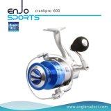O giro novo seleto do pescador/reparou o carretel do equipamento de pesca do carretel (PRO 600 aluídos)