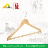 De Hanger van het Kostuum van het bamboe met Ronde Staaf (BSH100)