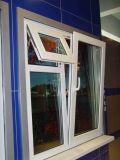 La domanda unica di serie europea in pieno colorata della stoffa per tendine di stile 70 si è sporta profilo della finestra di UPVC