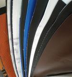 カー・シート、ソファー、靴、袋(HL46-14)のためのPVC標準的な革
