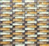 Mosaico e pietra di vetro di piegamento per il bordo, visualizzazione, workshop (M855037)