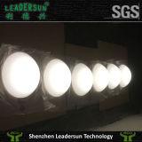 Tabouret de barre en plastique de lampe des meubles DEL d'éclairage LED
