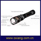Câmera cheia da lanterna elétrica da polícia de HD 1080P