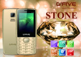 Téléphone en pierre de caractéristique de Gfive avec du ce, FCC, 3c