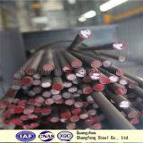Acciaio di barra rotonda d'acciaio della muffa di plastica P21/Nak80