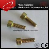 Vis à tête cylindrique à empreinte d'hexagone d'acier inoxydable DIN912