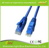 De Kabel van het Koord van het flard/LAN Cat5e Kabel