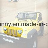 Gril chaud d'avant de vente de Lantsun pour le Wrangler Tj 97-06 de jeep