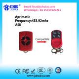Compatible avec le remplacement initial de FSK Sommer 433.92MHz à télécommande