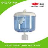 Mineralwasser-Flaschen mit dem SGS-Cer bestätigt