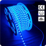Tiras flexibles del color del LED flexible de SMD 5050 RGB con ETL aprobado