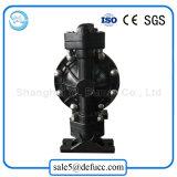 3 polegadas - bomba de diafragma pneumática elevada do ferro de molde da pressão
