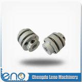 Aluminiumlegierung-flexible doppelte Platten-Minikupplungen