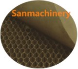 Automatischer kontinuierlicher Bienenwabe-Papier-Kern-Produktionszweig