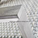 フォーシャンの工場からの最高レベルのテラスの藤の屋外の家具のハンドメイドの寝台兼用の長椅子
