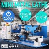 машина Lathe стенда миниого металла Lathe металла 550W микро- филируя верхняя