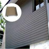 Revestimiento al aire libre de la venta caliente WPC con la fibra de HDPE&Wood
