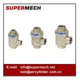 Válvula de exaustão rápida do controle pneumático de Xq feita em China
