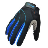 Windundurchlässige Handschuhe für MTB, Fahrrad-Handschuhe, komprimierender Handschuh-voller Finger