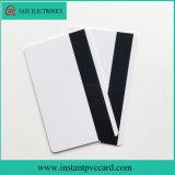 Tarjeta del PVC de la raya magnética de la inyección de tinta para la tarjeta de visita
